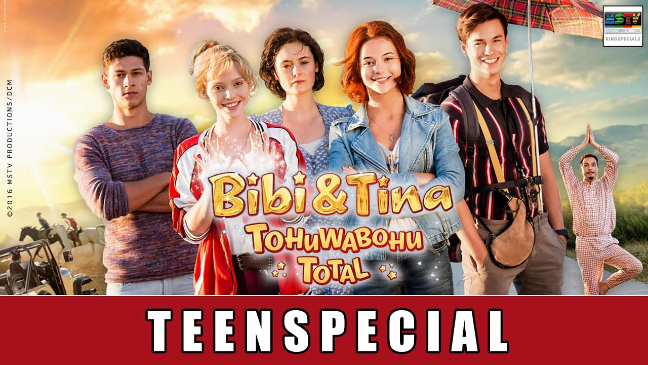 Bibi & Tina - Tohuwabohu Total - Teenspecial | Lina Larissa Strahl | Lisa-Marie Koroll