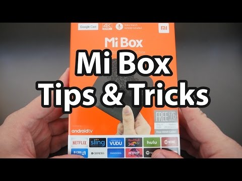 Mi Box Android TV Tips and Tricks - YouTube