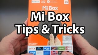 Mi Box Android TV Tips and Tricks(Xiaomi Mi Box http://www.mi.com/en/mibox/ Walmart - Xiaomi Mi Box https://www.walmart.com/ip/Mi-Box-Android-TV/54827138 Amazon - Xiaomi Mi Box ..., 2016-10-17T14:00:25.000Z)