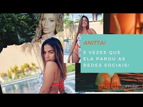 ANITTA HOT! 5 MOMENTOS EM QUE ELA PAROU A INTERNET!