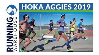 A Day in the Life of a Pro Track Athlete | HOKA Aggies
