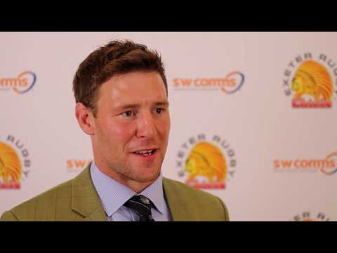 Exeter Chiefs End of Season Awards - Will Chudley