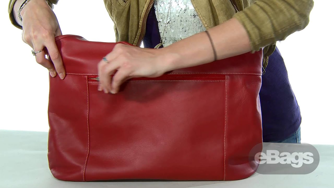 Piel Laptop Hobo Rundown - YouTube