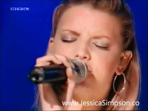 Jessica Simpson - I Wanna Love You Forever -  LIVE UNBELIEVABLE (HD)