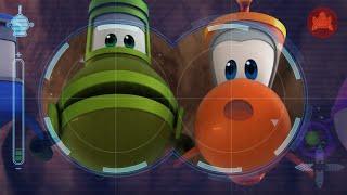 Мультфильмы - Марин и его друзья - Подводные истории -  Верните нашу штаб-квартиру!