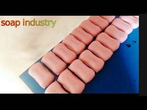 Download How soap is prepared in soap industry   soap preparation in factory