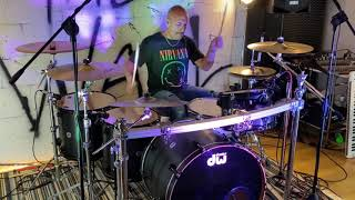 @TOTO How Many Times - drum cover Fabio Malfi
