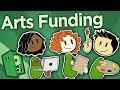 Arts Funding - Helping Games that Help Us - Extra Credits