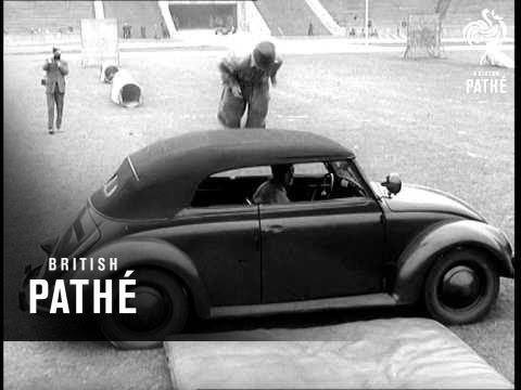 Berlin - Police Review (1955)