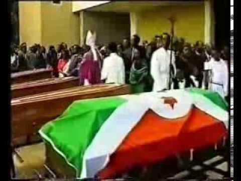 Funérailles du Président Melchior Ndadaye