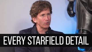 Everything We Know About Bethesda's Next Single Player Rpg, Starfield Details