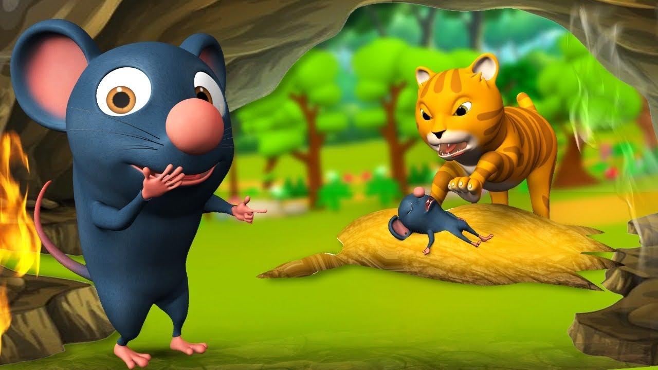 धोखेबाज़ दोस्त चूहा - Fake Friend Rat 3D Animated Hindi Moral Stories | JOJO TV Hindi Fairy Tales