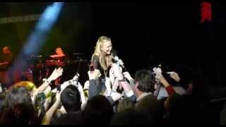 Anastacia live @ Stadthalle, Vienna, Jan 28th 2015 Part 9