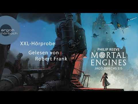 Jagd durchs Eis YouTube Hörbuch Trailer auf Deutsch