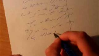 130wpm Gregg Shorthand Dictation - Introduction to Gregg