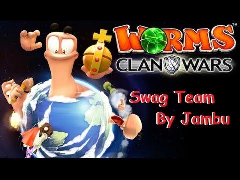 Worms Clan Wars: Delirio notturno con i BSC #1