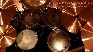 Take me to the top 叩いてみた【ドラム】