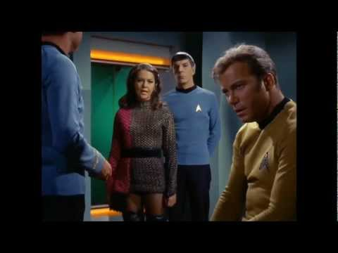 "Thumbnail: Trek Challenge Review: Star Trek TOS ""The Enterprise Incident"""