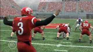 NCAA Football 2010!!!!!  TRAILER!!! NCAA Football 10!!!!! (Interview and Game Trailer)