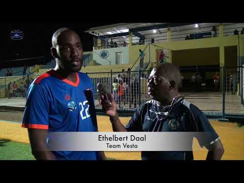 Interviews with Players & Coaches Team UnDeBa & Team Vesta after Match 20 05 2018