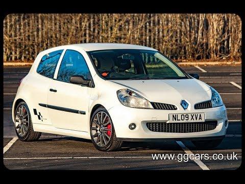 Renault clio sport 197