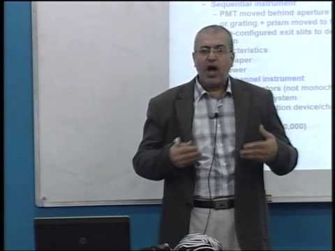 Lecture 19: Atomic Emission Spectroscopy (2)