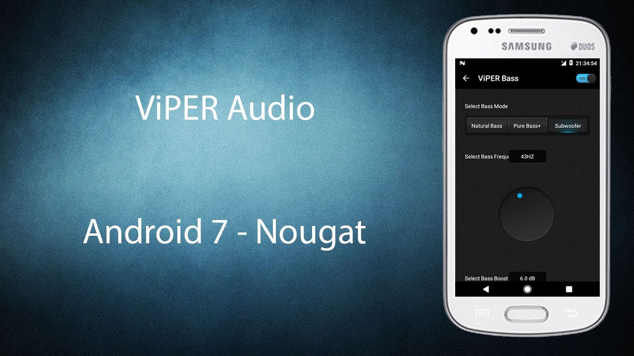 How to get Dolby Atmos like Audio Quality using this simple Mod [Viper  Audio][Root][Android]