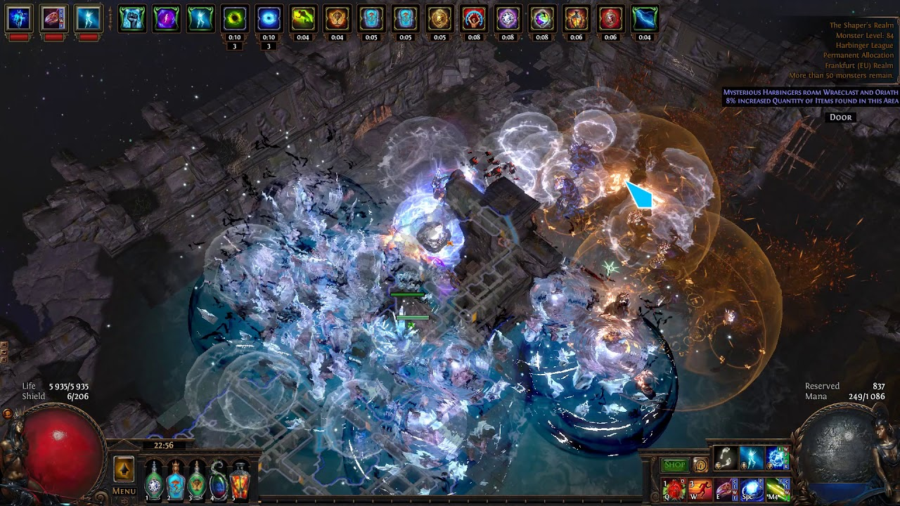 Path Of Exile   Wander Build