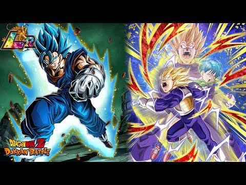 LR VEGITO BLUE FULL DETAILS & AMAZING NEW SSJ2 VEGETA/BULMA! Dragon Ball Z Dokkan Battle