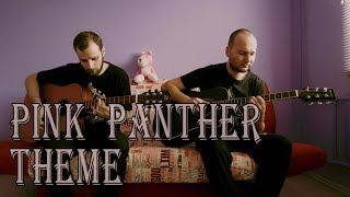 Pink Panther Theme (acoustic guitar, tabs)