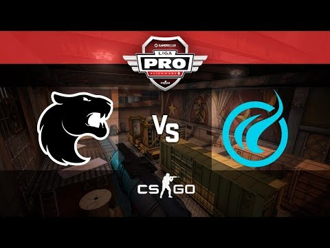 Alienware Liga Pro Gamers Club ABR/18 -  FURIA! vs NEO BLUE (Train)