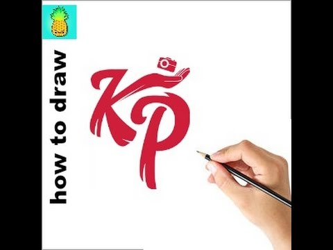 hoe teken je de knolpower logo enzoknol tekenles 1