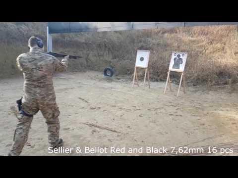 Winchester SXP Xtrm Defender testing