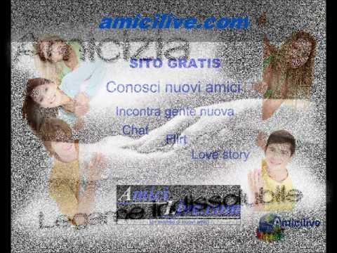 Incontri Online E Nuovi Amici, Love Story E Divertimento (sito 100% GRATIS)