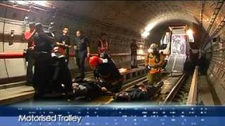 Circle Line Emergency Exercise