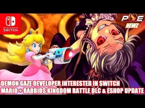 Nintendo Switch - Demon Gaze Dev Targeting Switch, eShop Sales Section & MORE! | PE NewZ