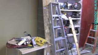 Workshop Remodel, Part 2