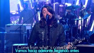 Foo Fighters - Something From Nothing (Lyrics - Subtitulado Esp)