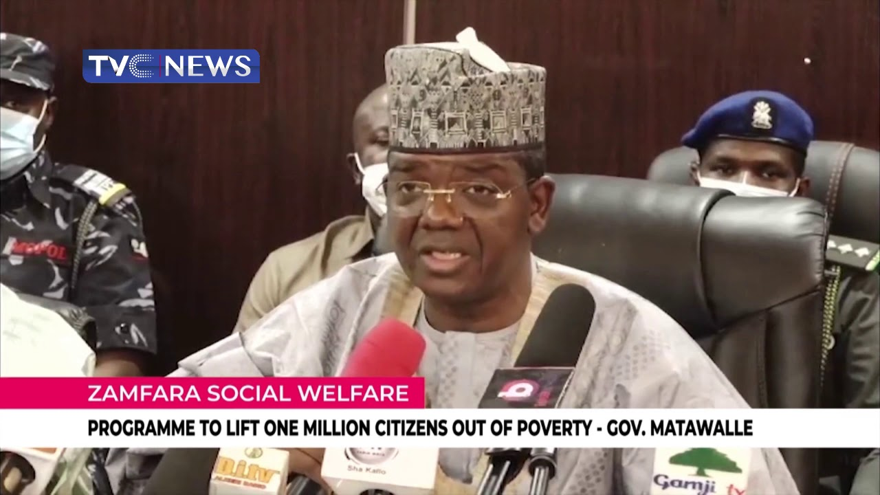 Download Governor Matawalle Launches N-PAS In Zamfara State