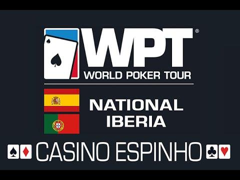 Márcia Gabriel apresenta WPT National Iberia no Casino de Espinho