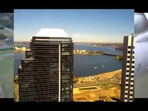 Calvin Harris - Feel So Close - In Australia Perth Winter
