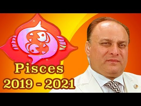 Pisces Yearly Horoscope | Jupiter's Transit From 2019 - 2021
