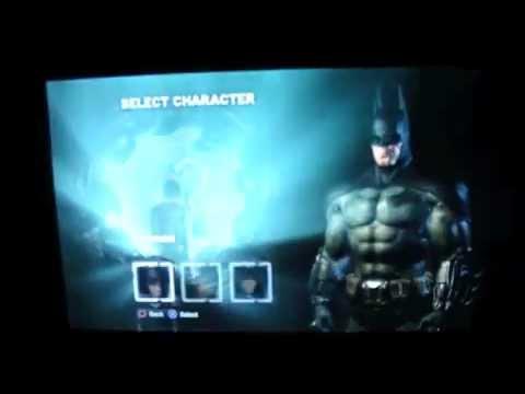 Batman Arkham City Batman Beyond Gameplay - YouTube