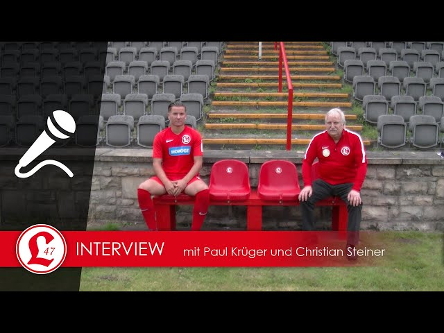 Regionalligateam: Interview mit Paul Krüger