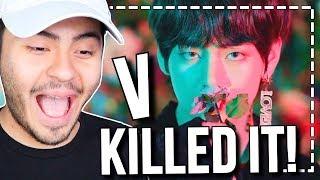 BTS - LOVE YOURSELF 轉 Tear 'Singularity' Comeback Trailer REACTION