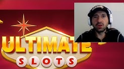 ULTIMATE SLOTS 2019 Vegas Casino Slot Machines | Android / iOS / PC | Youtube YT Gameplay Video