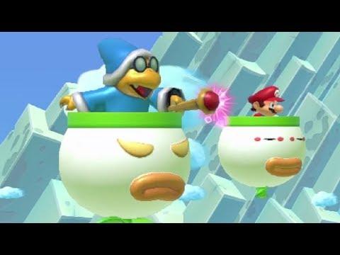 Super Mario Maker - 100 Mario Challenge #189 (Expert Difficulty)