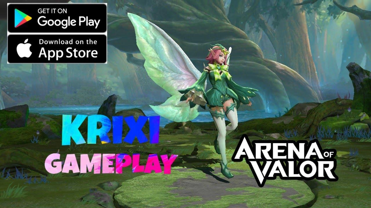 INSANE BURST!! Advanced Gameplay Guide for Krixi   Arena