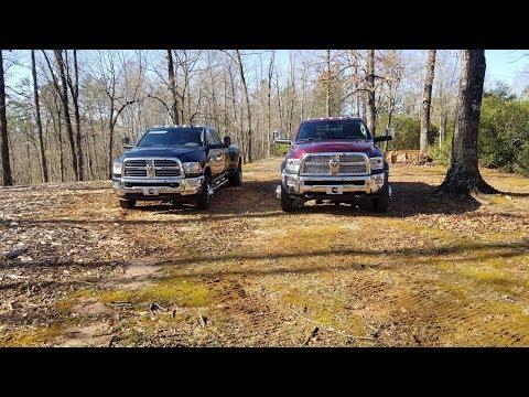 Dodge Ram 5500 vs 3500