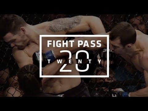 TWENTY/20: Rockhold vs Weidman